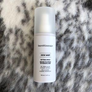 bareMinerals Makeup - BareMinerals Dew Mist Setting Spray
